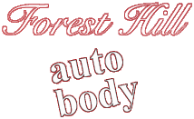Forest Hill Auto Body Co. Ltd.